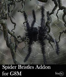 Spider Bristles Addon for G8M