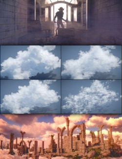 Cloudscape Creator - Material Expansion