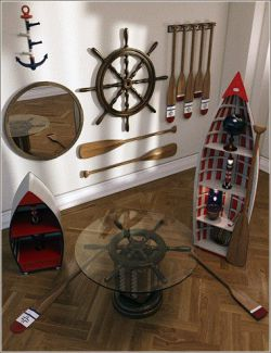 Nautical Whimsey Vol 1