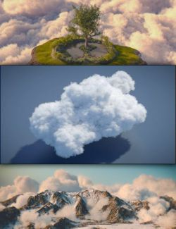 Cloudscape Creator - Hero Clouds for Iray