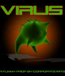 VIRUS for Poser