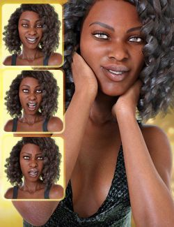 Z Golden Girl One-Click and Dial-able Expressions