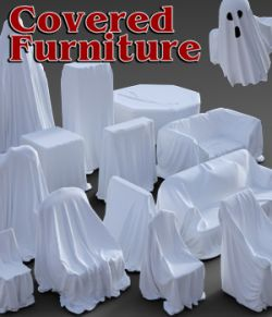Covered Furniture for DS Iray