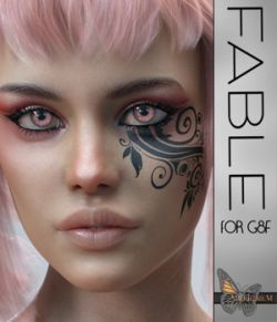 MDD Fable for G8F- IRAY ONLY