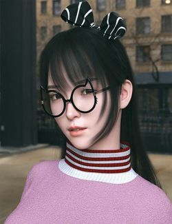 Sae Character And Hair for Genesis 8 Female