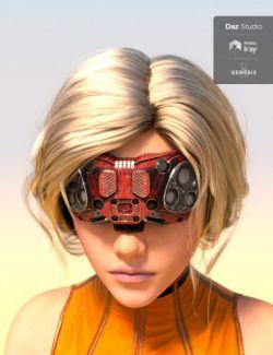 Nugoori Goggles for Genesis 8