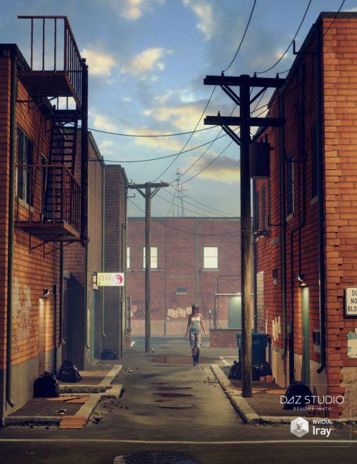 EArkham's ZWorld Secret Alley