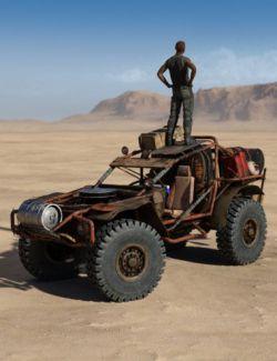 ScrapHeap Vehicle