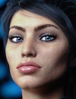 Sofie HD for Genesis 8 Female