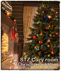 STZ Cozy room (Christmas_addition)