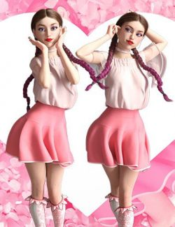 Z Anime Beauty Shape and Pose Mega Set