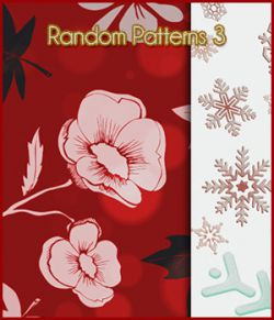 Seamless Random Patterns 3