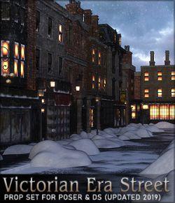 Victorian Era Street