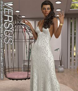 VERSUS - dForce Sensation Nightie for Genesis 8 Females