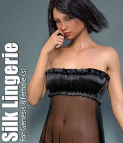 dForce Silk Lingerie