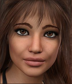 TDT-Asliya for Genesis 8 Female
