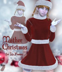 Mother Christmas for La Femme