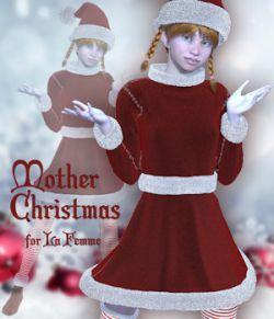 Mother Christmas for La Femme