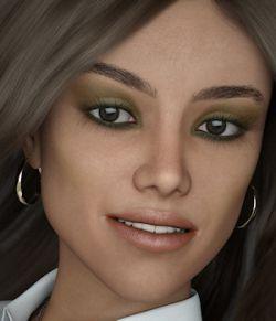 KrashWerks LAURISSA for Genesis 8 Female