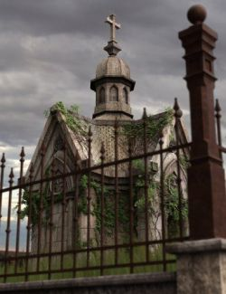 Victorian Mausoleum Expansion