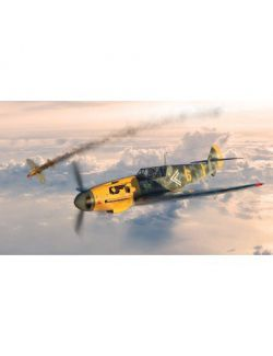 Messer Bf 109 Warplane