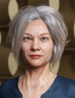 Various Age Bob Hair for Genesis 3 and 8 Female(s)
