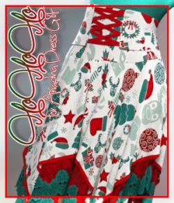HoHoHo Ariadna Dress G8F