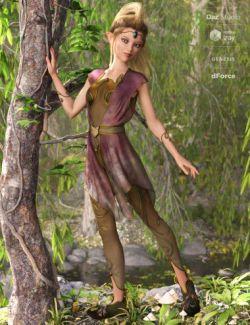 Woodland Dweller for Genesis 8 Female(s)