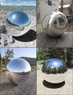 Platinum Pack Two - 16k HDRIs for Iray
