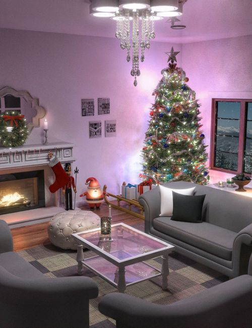 FG Christmas Living