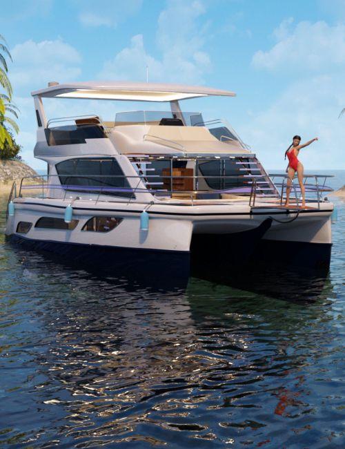 PW Power Catamaran