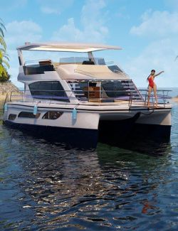 PW Power Catamaran