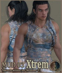 Mud 03 Xtrem for Lyones Number 1