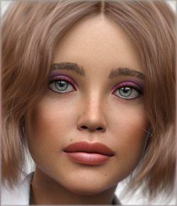 TDT-Sansa for Genesis 8 Female