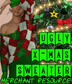 Ugly Christmas Sweater Merchant Resource