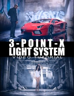 3 Point X Light System - Video Tutorial