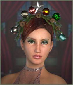 Christmas Crown for La Femme