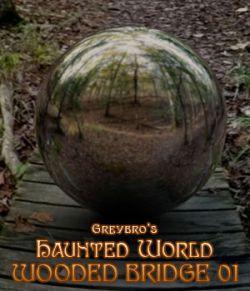 Greybro's Haunted World-Wooden Bridge 01 HDRI
