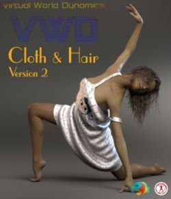VWD Cloth and Hair- Version 2
