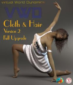 VWD Cloth and Hair- Version 2- Upgrade Version