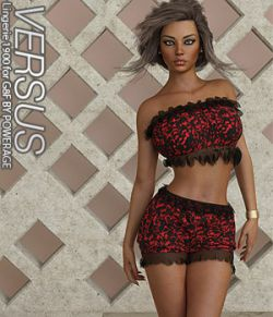 VERSUS- Lingerie 1900 for G8F
