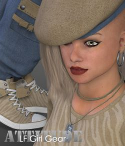 Attitude - RP Girl Gear for La Femme  and L'Homme