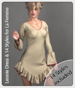 Leonie Dress for La Femme