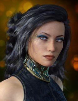 Cira for Genesis 8 Female
