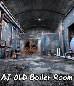 AJ Old Boiler Room