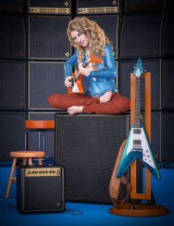 Electric Guitar Collection Accessories