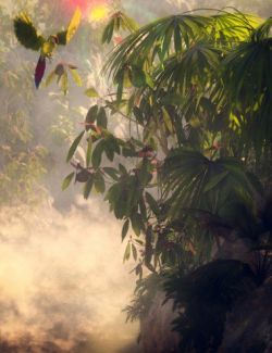 Tropical and Sub Tropical Foliage- Trees and Shrubs