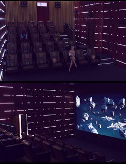 Weekend Movie Theater