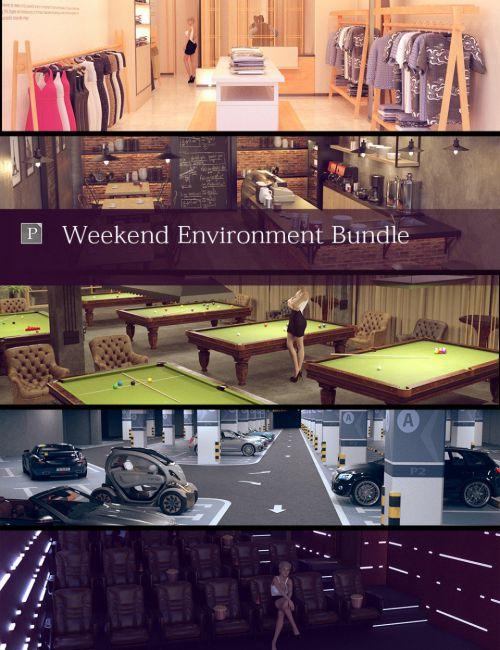 Weekend Environment Bundle