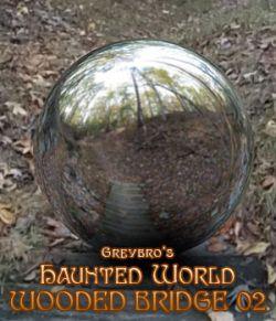 Greybro's Haunted World-Wooden Bridge 02 HDRI